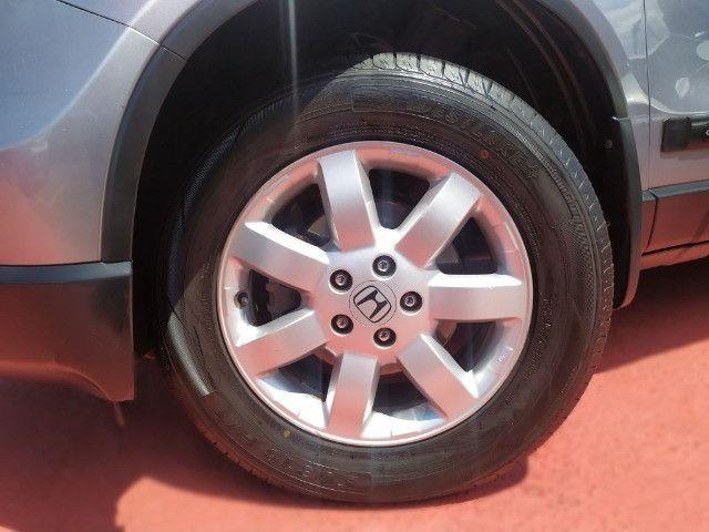 Honda CRV Lx 2.0 Flex Aut. 2008 - Foto 13