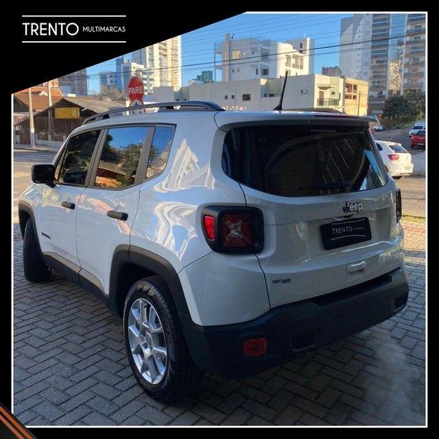 Jeep Renegade Sport 1.8 4x2 Flex 16V Aut. 2019 Flex - Foto 7