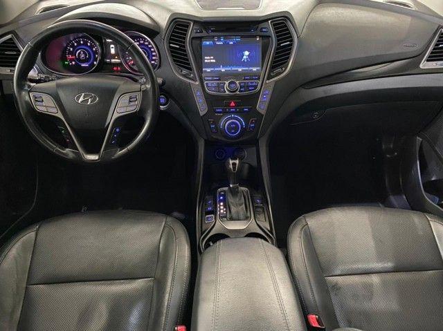 Hyundai Santa Fe 3.3 GLS / 7 LUGARES 4P - Foto 4