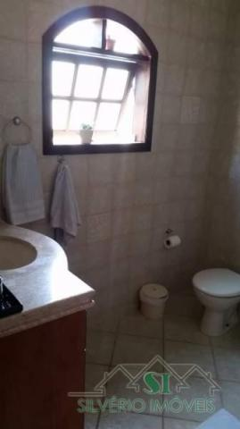 Casa à venda com 4 dormitórios em Agrioes, Paraíba do sul cod:3133 - Foto 14