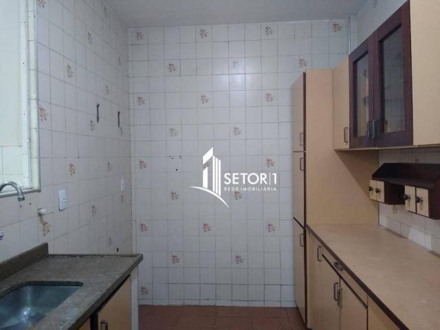 Cobertura com 3 quartos para alugar, 159 m² por R$ 1.500/mês - Centro - Juiz de Fora/MG - Foto 13