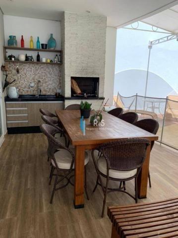Casa com 4 dormitórios à venda, 440 m² por R$ 1.850.000,00 - Condomínio Reserva dos Vinhed - Foto 12
