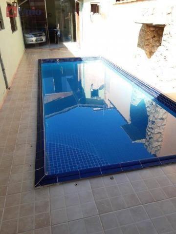 Casa com 3 dormitórios à venda, 220 m² por R$ 405.000 - Conjunto Residencial Mário Dedini