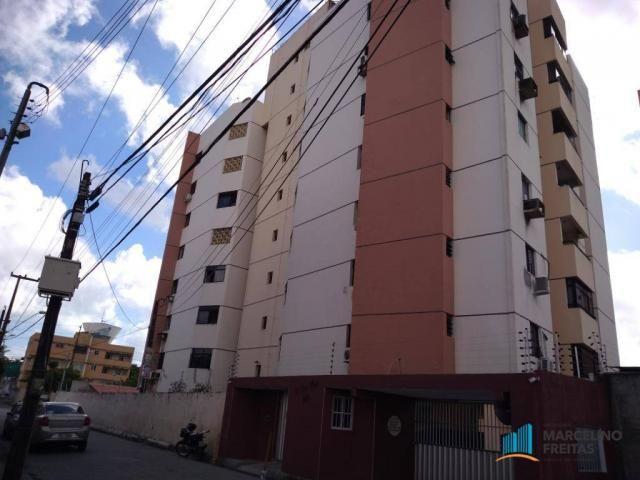 Apartamento com 3 dormitórios para alugar, 112 m² por R$ 999,00/mês - São Gerardo - Fortal - Foto 2