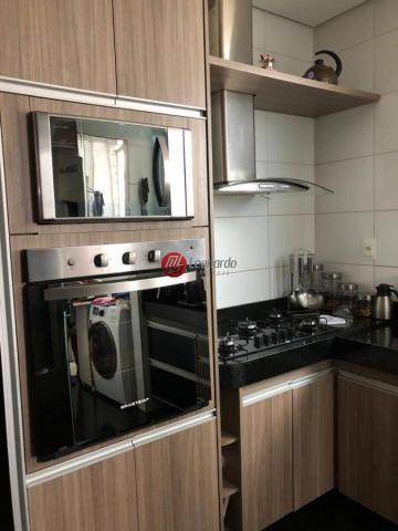 Apartamento 3 Quartos com Suíte, Varanda e Salão de festas - Foto 9