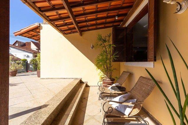 Casa duplex, 5 quartos, suites, pomar, jd. inverno, espaço gourmet, piscina - Foto 5