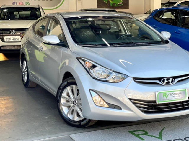 Hyundai Elantra 2.0 flex automatico 40 mil km - Foto 5