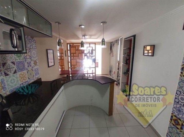 Cabo Branco, Cobertura, pisc  priv, 2 qt, 110m², 480mil, Venda, Apartamento, João Pessoa - Foto 10
