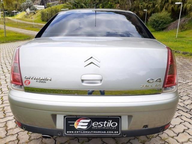 C4 2011/2012 2.0 EXCLUSIVE PALLAS 16V FLEX 4P AUTOMÁTICO - Foto 5
