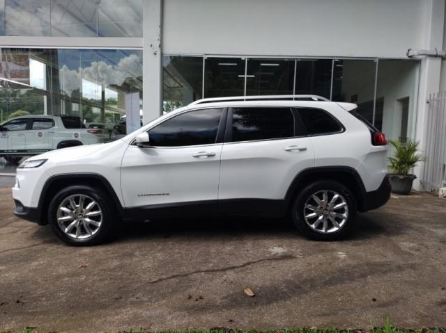 Jeep Cherokee Limited 3.2 Aut - Foto 5