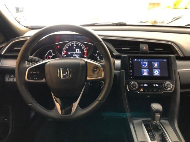 Civic EX 2.0 Aut. CVT azul completo impecável - Foto 3