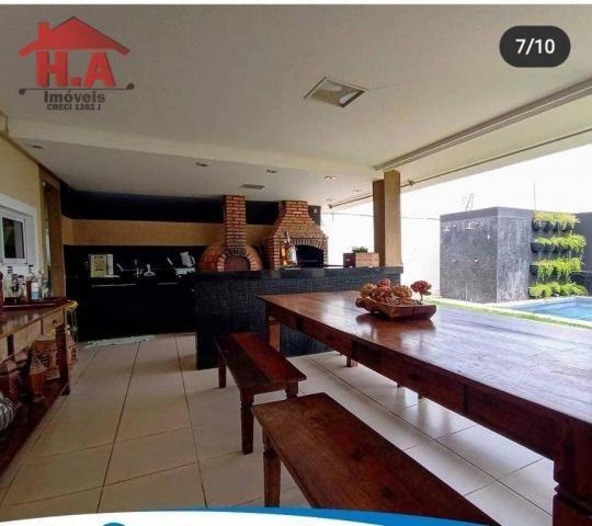 Casa com 3 dormitórios à venda por R$ 799.000 - Coité - Eusébio/CE - Foto 12