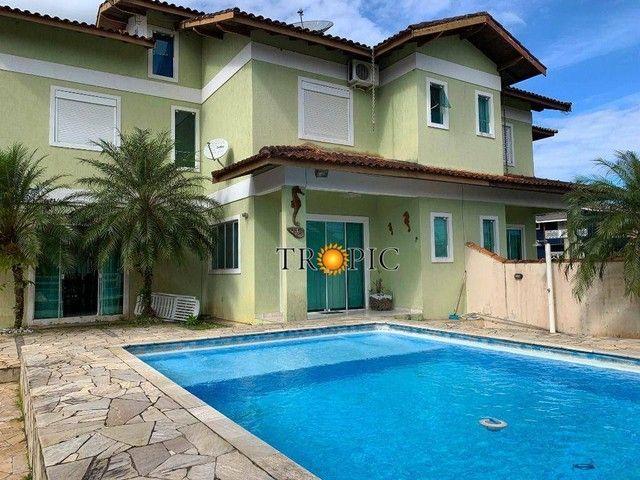 Sobrado com 4 dormitórios à venda, 180 m² por R$ 750.000,00 - Morada da Praia - Bertioga/S
