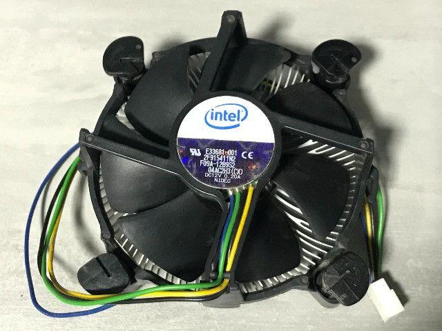 Processador Intel Core 2 Duo E7500 + Cooler Box - Foto 5