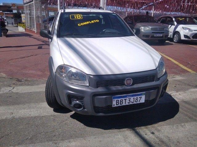 Fiat Strada 2018 1.4 Completa 49000 Km - Foto 7