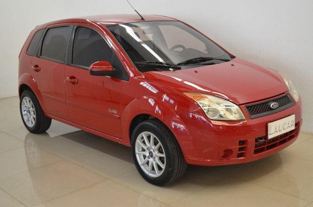 Fiesta Class 1.6 - completo - vermelho - ano 2009