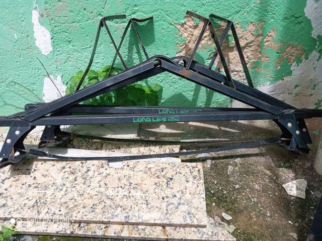Rack de carro long life - Foto 2