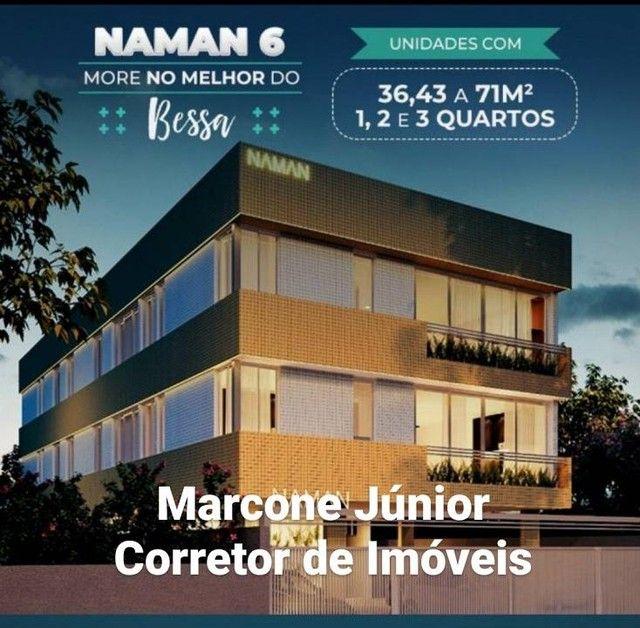 Ótimo empreendimento em construção no bairro do Bessa - João Pessoa - PB