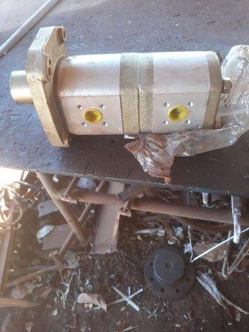 Bomba hidraulica valmet