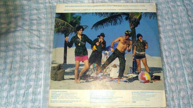 Lp Ultraje a rigor 1985 - Foto 5