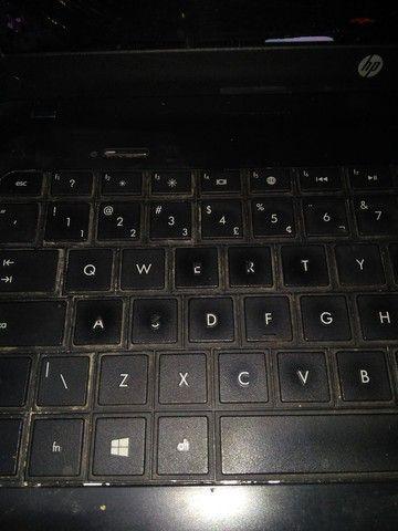 Teclas avulsas do notebook hp 1000 séries teclado unitário letras numeros - Foto 6