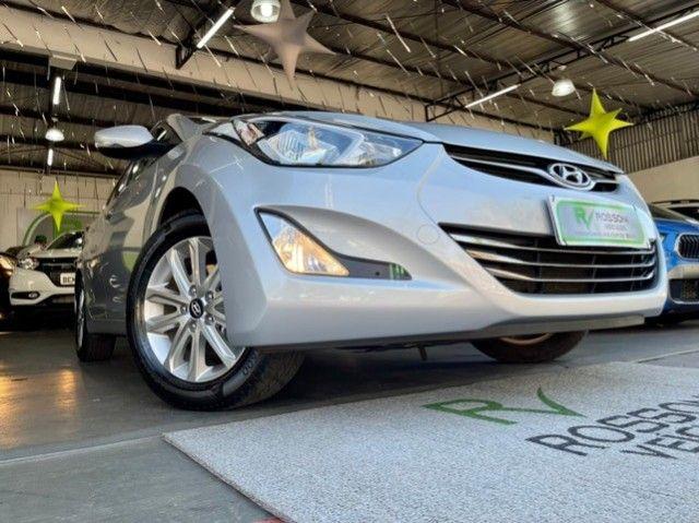 Hyundai Elantra 2.0 flex automatico 40 mil km - Foto 6