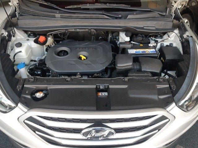 Hyundai IX35 Gls 2.0 Aut Flex 2017, Multimidia, Couro, Unica Dona, Periciada - Foto 17