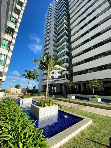 Apartamento Novo com vista total para o mar - 3/4 (2 suítes) - confira - Foto 16