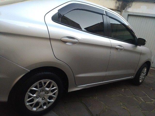 KA Sedan 1.0 2015 - 2º DONO - Foto 14