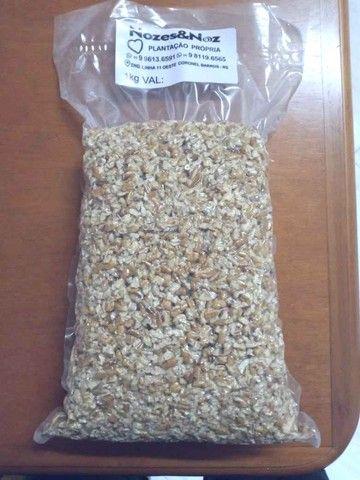 Nozes pecã embaladas à vácuo 1kg - Foto 3