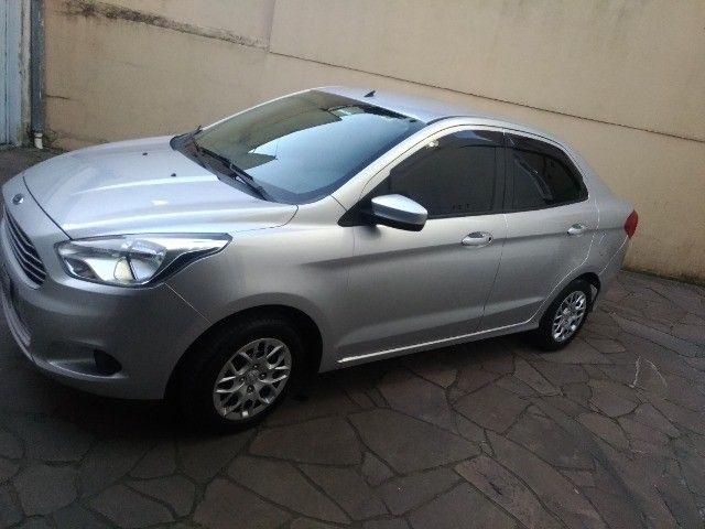 KA Sedan 1.0 2015 - 2º DONO - Foto 15