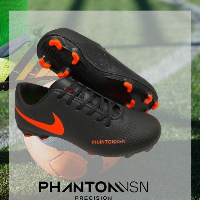 Chuteira Campo Nike Primeira Linha na Caixinha Atacado - Foto 3