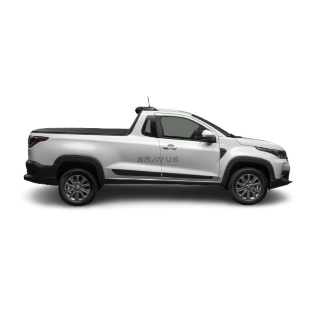 Fiat Strada Freedom 1.3 Cabine Simples Plus 2021 - Foto 2