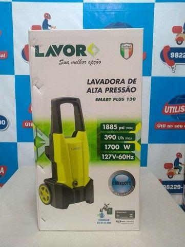 Lavadora de Alta Pressão Smart Plus 130 127V/60HZ ? Entrega grátis - Foto 2