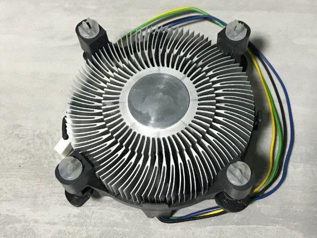 Processador Intel Core 2 Duo E7500 + Cooler Box - Foto 6