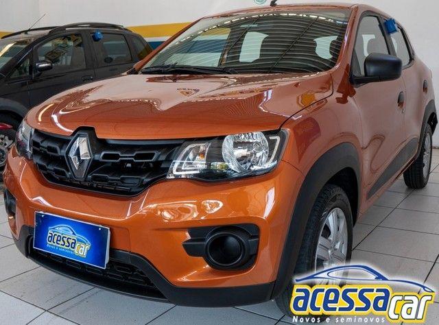Renault KWID Zen 2020/1.0 - ACC Troca!