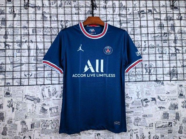 Camisa do PSG 21-22 (torcedor)
