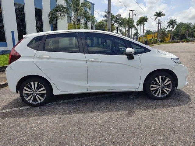 Honda Fit branco 2016 automático - Foto 6