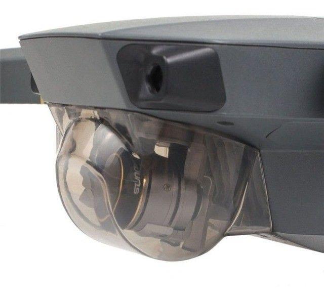 Protetor e Trava do Gimbal Para Drone DJI Mavic Pro - Foto 5