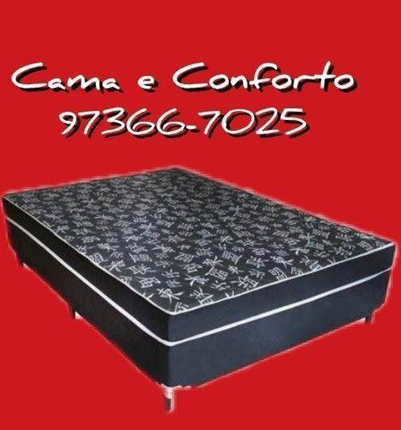 CABECEIRA, CAMA BOX CASAL E SOLTEIRO!!! - Foto 4