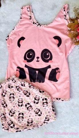 Pijama adulto personalizado 35 reais - Foto 2