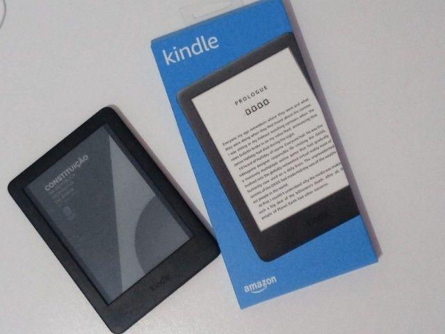 Kindle 10a. geração com bateria de longa duração - Cor Preta