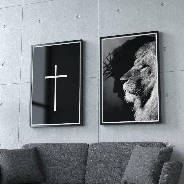 Kit Moldura 2 peças- Promoção - Foto 5