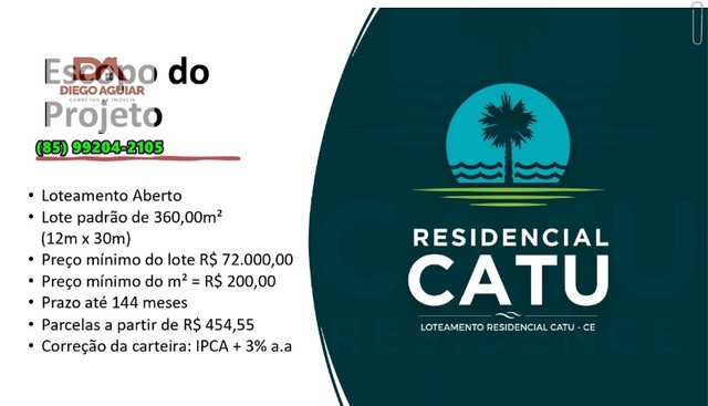 Lotes Residencial Catu $#@! - Foto 5