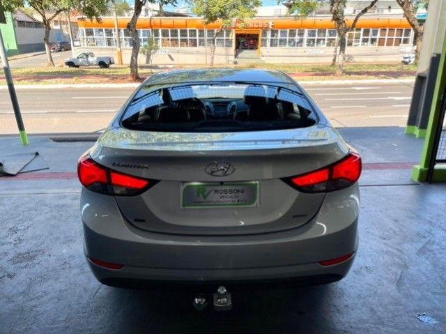 Hyundai Elantra 2.0 flex automatico 40 mil km - Foto 8