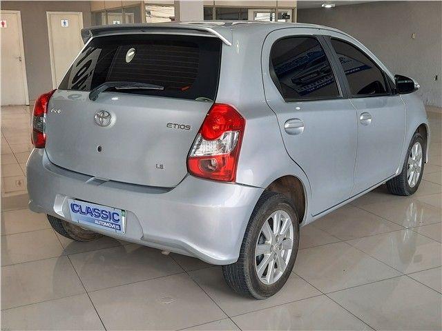 Toyota Etios 2020 1.5 x plus 16v flex 4p automático - Foto 7