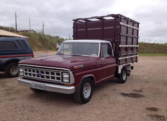 FORD F-100 1974 BOIADEIRO MOTOR PERKINS</H3><P CLASS= TEXT DETAIL-SPECIFIC MT5PX > 1 KM | DIESEL</P>