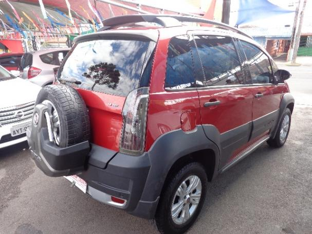 Fiat idea adventure 1 8 8v 4p flex 2011 carros xaxim for Fiat idea adventure 1 8