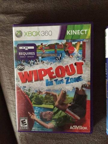 Kinect Wipeout In The Zone