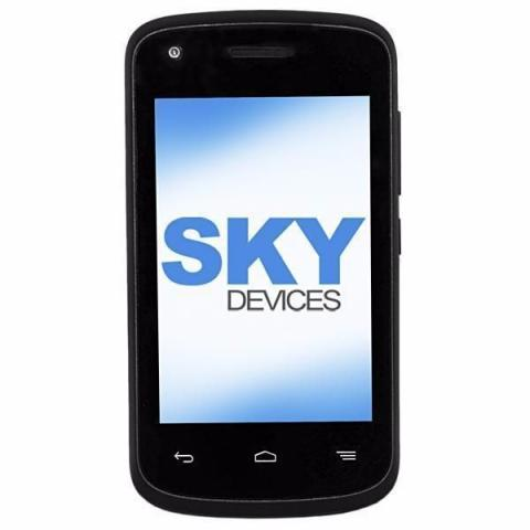 Smartphone Sky Devices Fuego 3.5 DualSim Tela 3,5 Câm 2MP Android